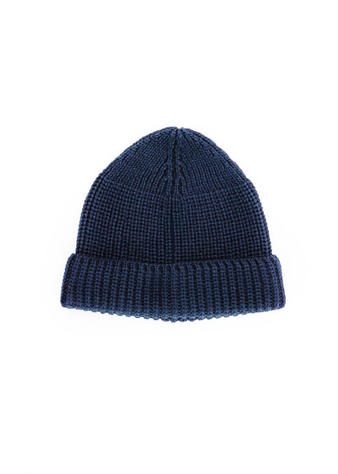 UNIVERSAL WORKS NAVY WATCH CAP