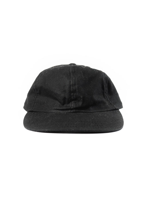 CORRIDOR BLACK WAXED CAP