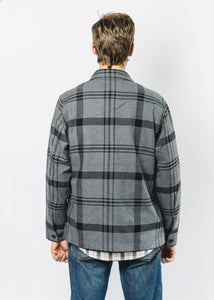 FILSON GREY DEER ISLAND JAC SHIRT