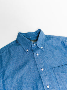 GITMAN VINTAGE DARK DENIM SHIRT