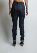 RALEIGH DENIM WOMENS HAYWOOD RAW HIGH RISE JEAN
