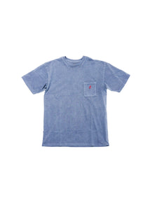 GRAMICCI NAVY ONE POINT TEE