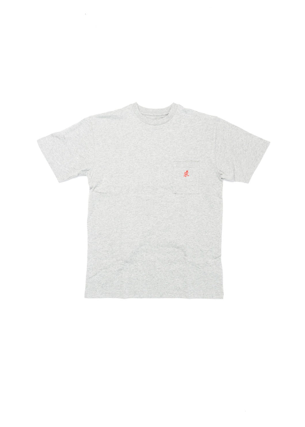 GRAMICCI HEATHER GREY ONE POINT TEE