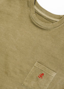 GRAMICCI BEIGE ONE POINT TEE