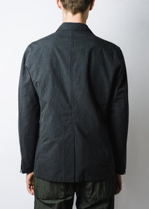 EASTLOGUE DARK GREY 4 POCKET JACKET