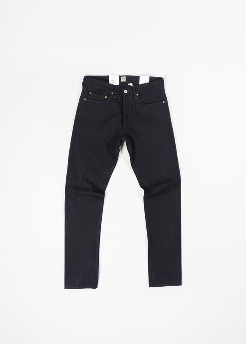 INDIGOFERA NASH INDIGO BLACK SELVEDGE DENIM