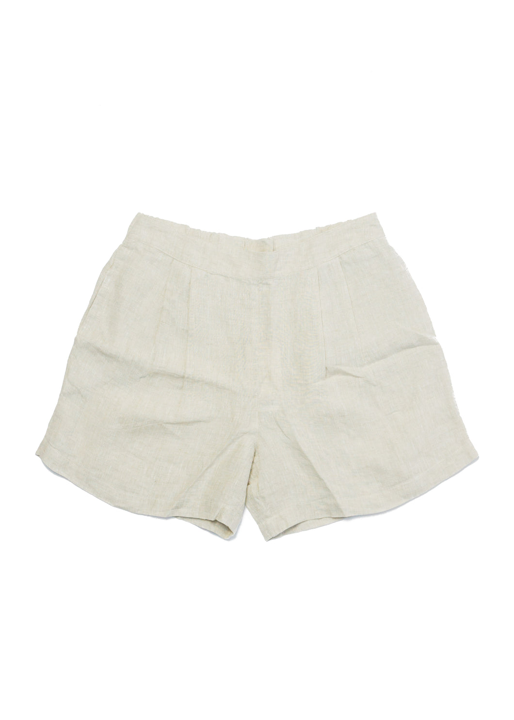 IT IS WELL EASY LINEN SHORTS