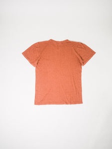 JUNGMAVEN TERRACOTTA JUNG POCKET TEE