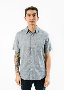 LEVIS S/S CHAMBRAY SHIRT