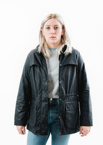 BARBOUR WOMENS LIGHTWEIGHT DURHAM WAXED COTTON JACKET