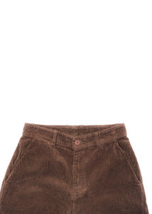 LACAUSA CHOCOLATE JASPER TROUSERS