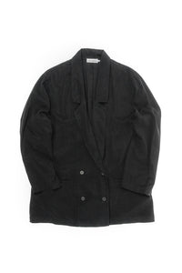 LACAUSA BLACK GINGER BLAZER