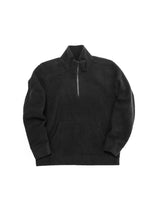 LIFE AFTER DENIM HAMMERSMITH HALF ZIP SWEATSHIRT