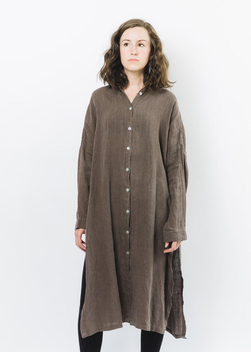 IT IS WELL BUTTON DOWN SHIRT DRESS