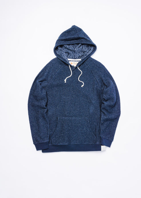 MOLLUSK WAVE PATCH PULLOVER