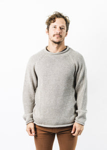 MOLLUSK NATURAL FISHERMAN SWEATER