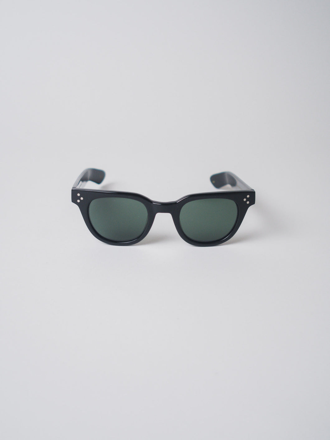 MOSCOT BLACK VILDA SUNGLASSES