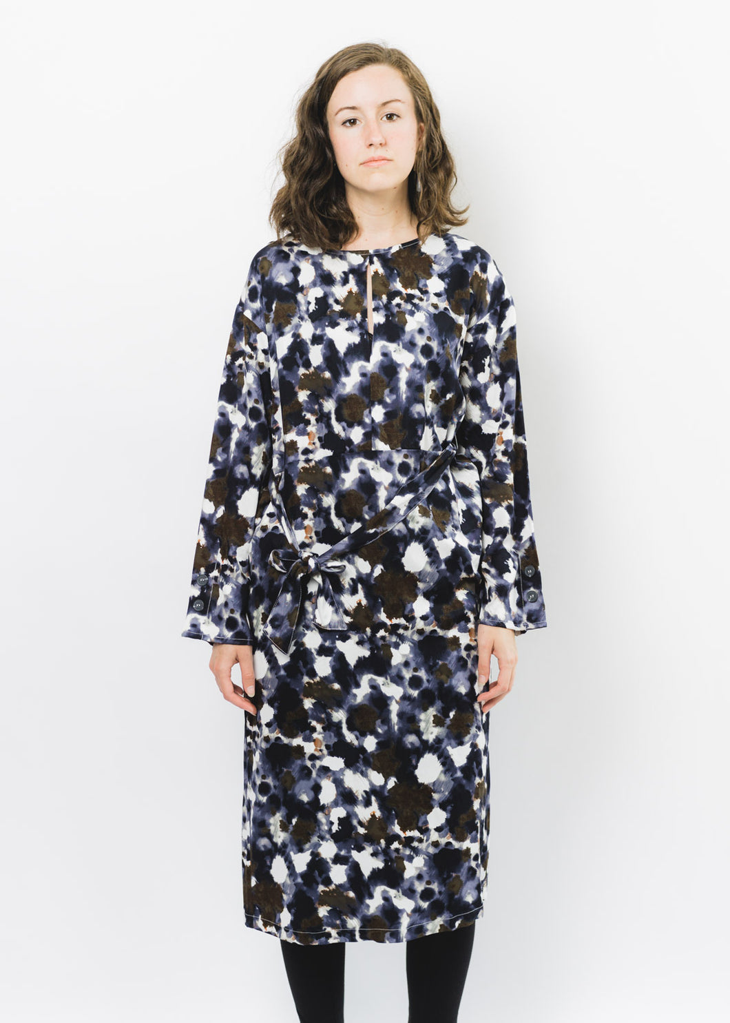 NATIVE YOUTH PANTHERA PRINT DRESS