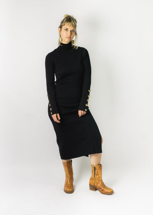 NATIVE YOUTH LAYLA KNIT DRESS