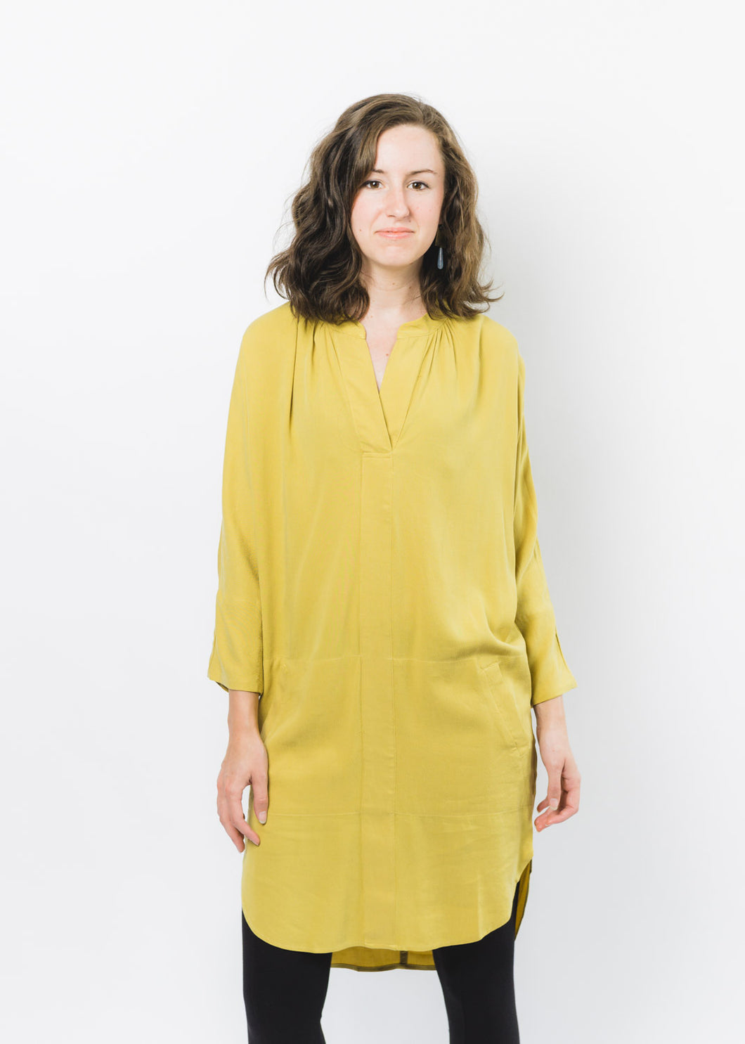 THE ODELLS HI LO DRESS