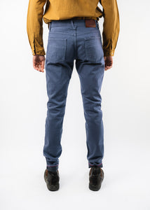 RALEIGH DENIM DUTCH BLUE MARTIN STRETCH PANT