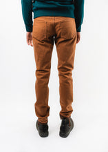 RALEIGH DENIM UMBER MARTIN STRETCH PANT