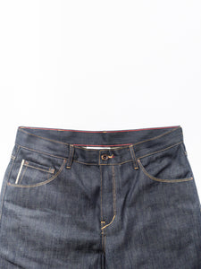 RALEIGH DENIM GRAHAM ORIGINAL SELVEDGE RAW JEAN
