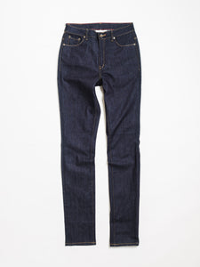 RALEIGH DENIM HAYWOOD RAW HIGH RISE JEAN