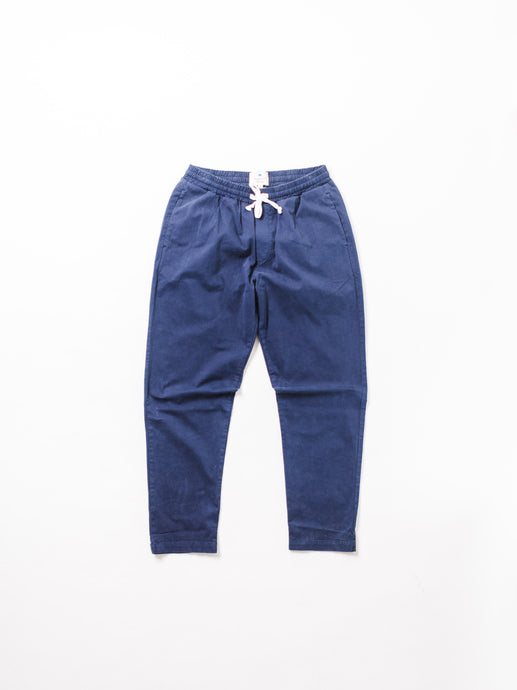 SUNSHINE BLUES DRAWSTRING CARBON PANT