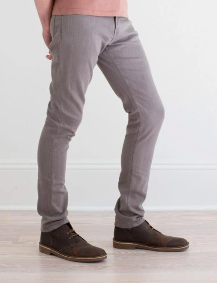 RALEIGH DENIM STONE MARTIN PANT