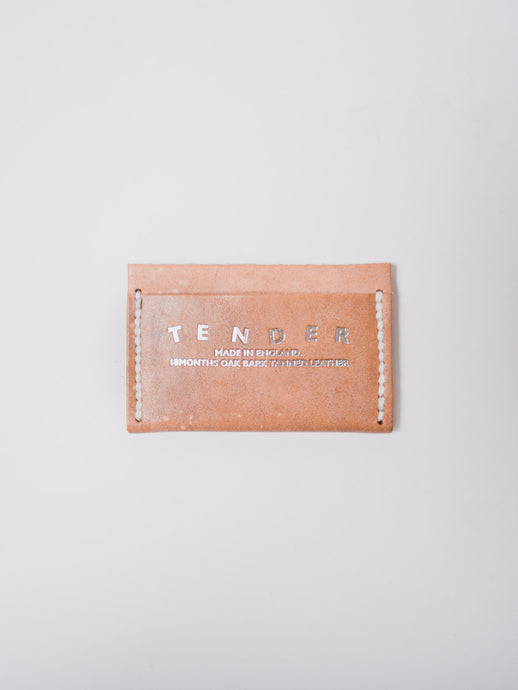 TENDER CARD CASE