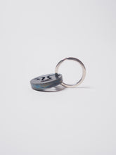 TENDER STEEL FACE KEYRING
