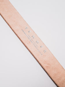 TENDER TYPE 200 WIRE BUCKLE BELT