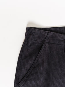UNIVERSAL WORKS CHARCOAL LOOSE PANT