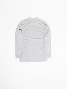 UNIVERSAL WORKS LONGSLEEVE GREY TURTLENECK