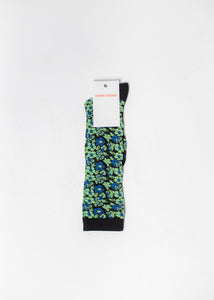 HENRIK VIBSKOV FLOWER KNEE SOCKS