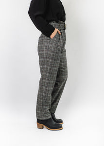 NATIVE YOUTH ARETHA CHECK PANT