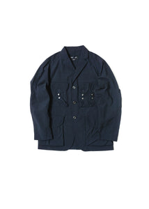 EASTLOGUE NAVY TREKKING JACKET