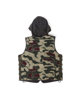 EASTLOGUE M69 CAMO FLACK VEST