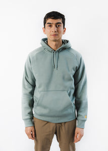 CARHARTT WIP CLOUDY HOODED CHASE SWEATSHIRT