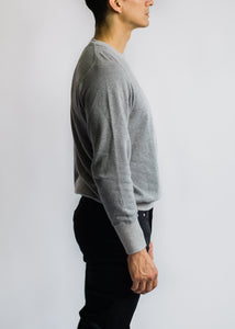 LEVIS VINTAGE CLOTHING GREY BAY MEADOWS SWEATSHIRT