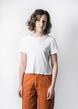 LACAUSA WHITEWASH LUXE FOSTER TEE