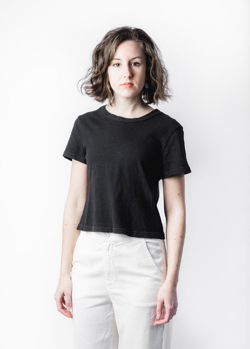 LACAUSA TAR LUXE FOSTER TEE