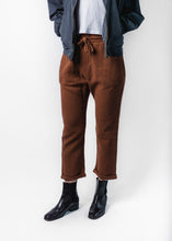 LITTLE LIES RUST RELAXED PANTS