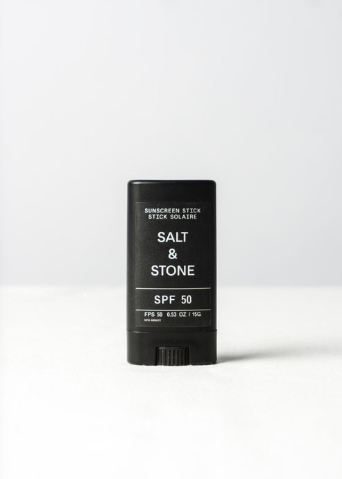 SALT AND STONE FACE STICK