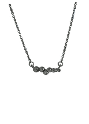 7 Pebble SM Necklace