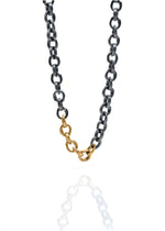 Thick O Chain 14&18kYG OX