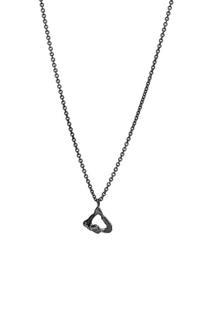 Triangle Melt Necklace