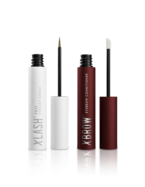 Xlash Pro Eyelash Serum 6ml + Xbrow Eyebrow Serum 3ml