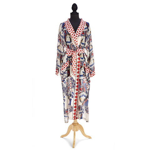 Queen of Hearts Robe